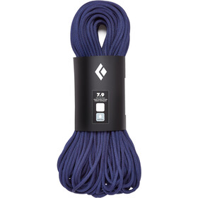 Black Diamond 7.9 Dry Rope 60m purple